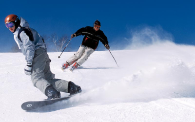 Skiing & Snowboarding Injury Prevention Tips