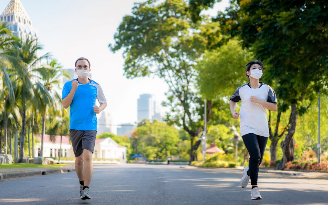 Want To Stay Healthy? Move More!
